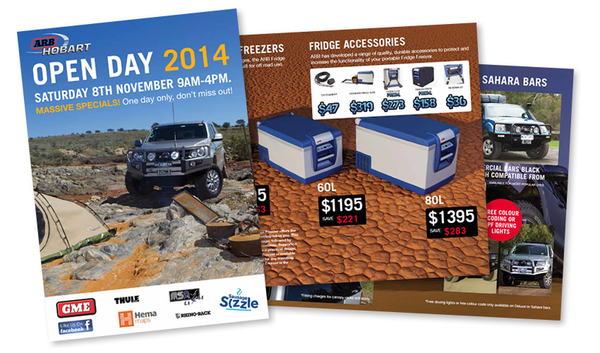 ARB Hobart Product Catalogue