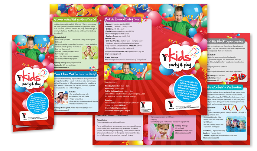 YKids Party & Play