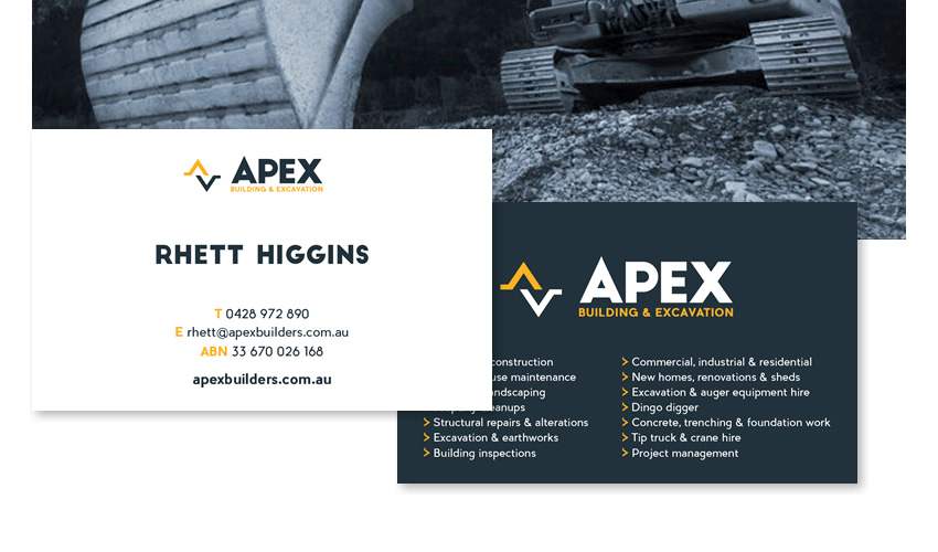 Apex Building Stationery